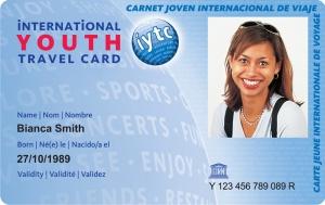 carteira mundial da juventude