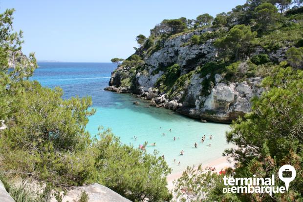 Macarella e Macarelleta, Menorca