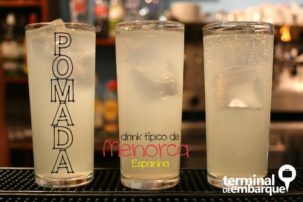Pomada Bebida Menorca
