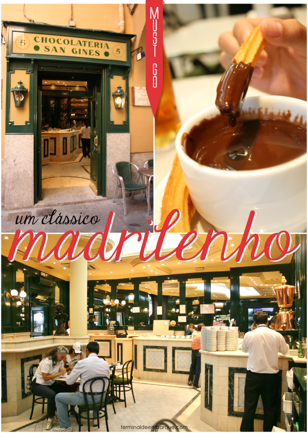 Chocolateria San Ginés