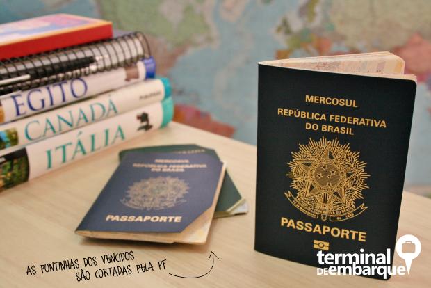 Como tirar o passaporte