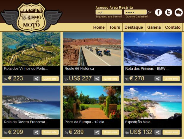 Turismo de Moto