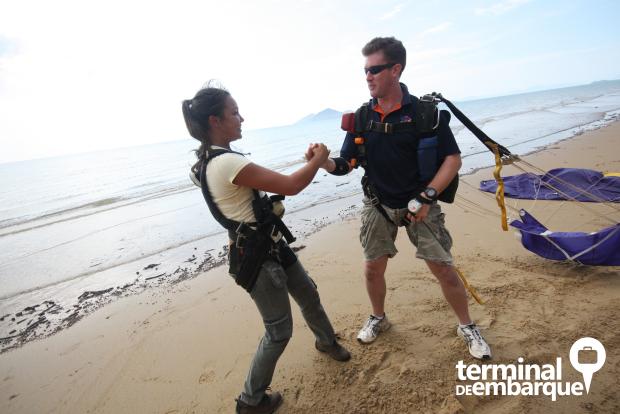 116 - Salto Paraquedas Mission Beach AUS 23