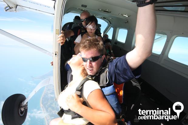 116 - Salto Paraquedas Mission Beach AUS 3