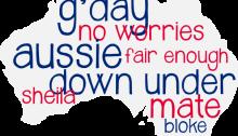 Vocabulário australiano: o que é preciso saber antes de chegar lá