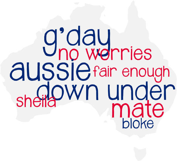 Vocabulário australiano