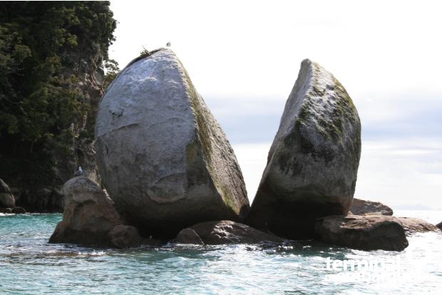 Formações rochosas curiosas