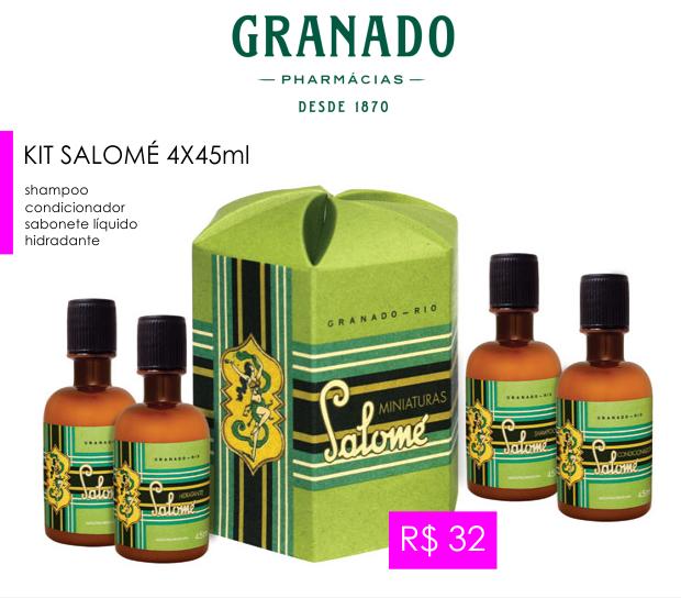 Kit Salomé Granado