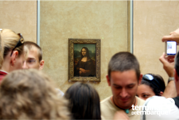 Visita ao Museu do Louvre