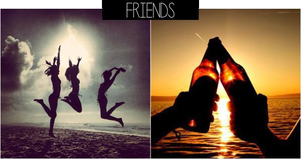Ideias de fotos para tirar na praia amigos
