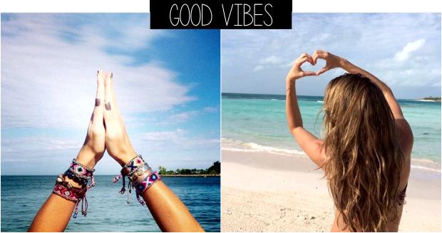 Ideias de fotos para tirar na praia good vibes