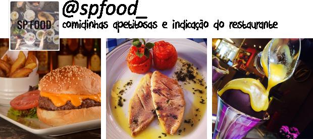Instagrams dicas restaurantes SP