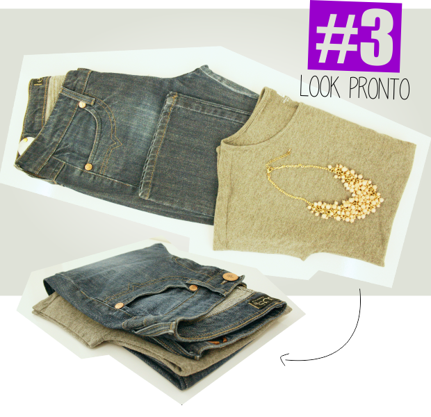 Três maneiras de colocar as roupas na mala