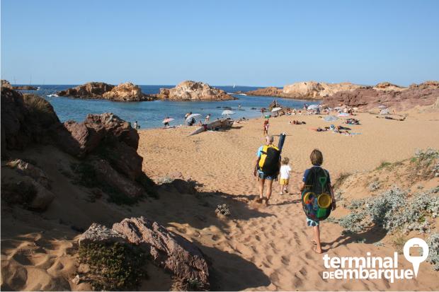 Cala Pregonda Menorca