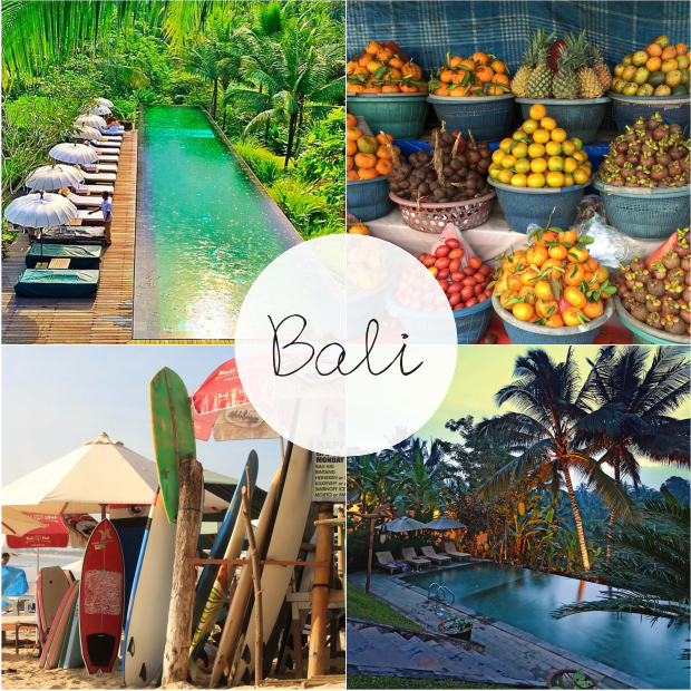 Destinos 2015 Bali