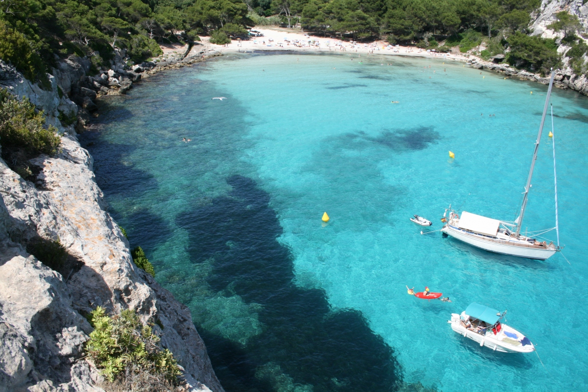 Guia completo para visitar Menorca