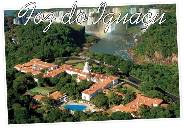 Destinos luxo inverno Brasil Foz do Iguaçu