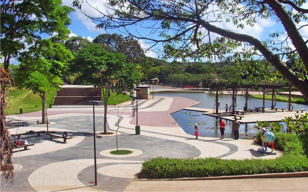 Passeios em BH - Parque das Mangabeiras