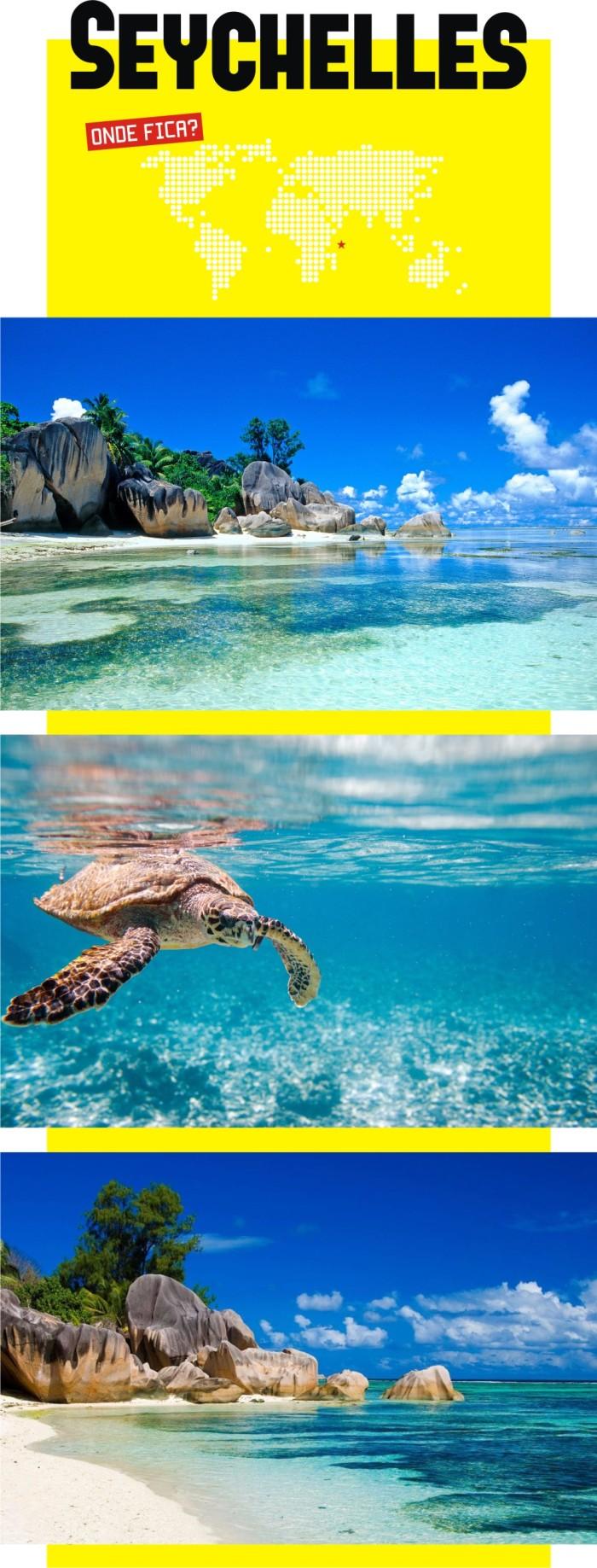 Maldivas X Seychelles