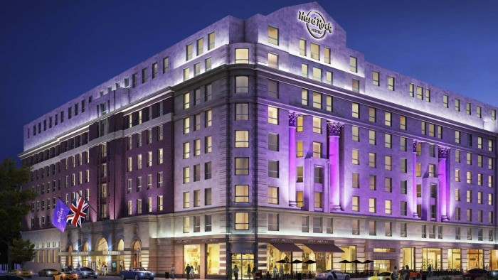 Hard Rock Hotel London