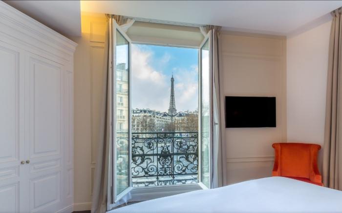 Hotel La Comtesse Paris Tour Eiffel