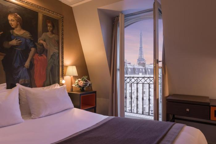 Hotel Le Walt Paris
