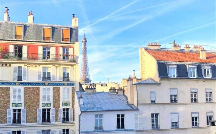 Hotel Les Jardins d'Eiffel Paris