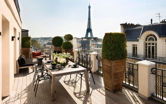 Hotel Marignan Champs Élysées Paris