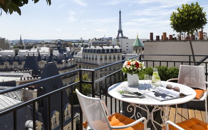 Hotel San Régis Paris
