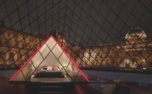 Uma Noite no Museu do Louvre