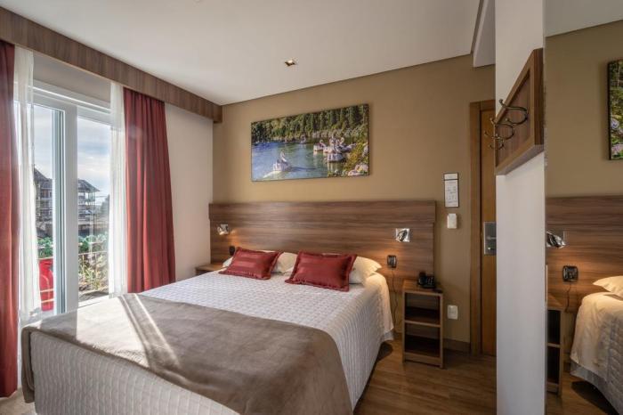 Onde ficar em Gramado - Hotel Fioreze Centro