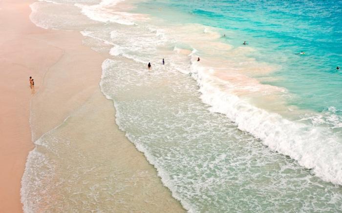Praia de Areia Rosa - Crane Beach, Barbados | Foto: Getty Images
