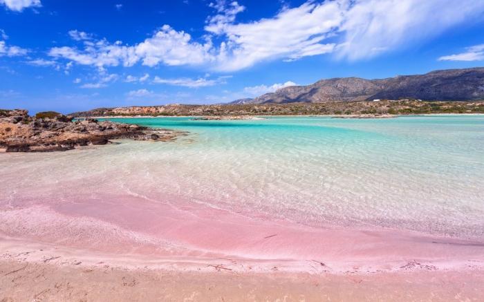 Praia de Areia Rosa - Elafonisi Beach, Creta, Grécia | Foto: Paolo Cordelli