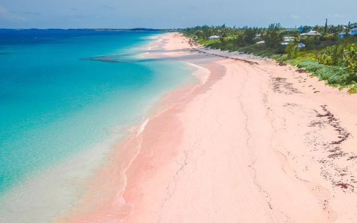 Praia de Areia Rosa - Pink Sands Beach, Harbour Island, Bahamas | Foto: Getty Images