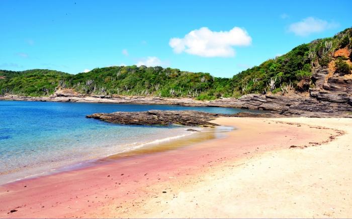 Praia de Areia Rosa - Praia do Forno, Búzios, Brasil | Foto: Rodrigo Soldon