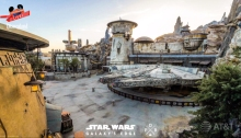 Star Wars Galaxys Edge Disney California