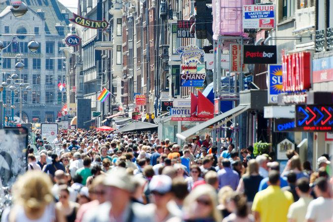 Destinos Alternativos Europa - Amsterdã