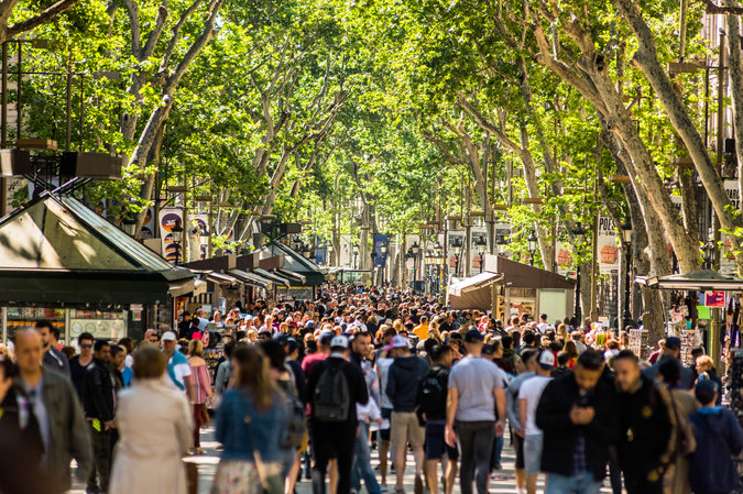 Destinos Alternativos Europa - Barcelona