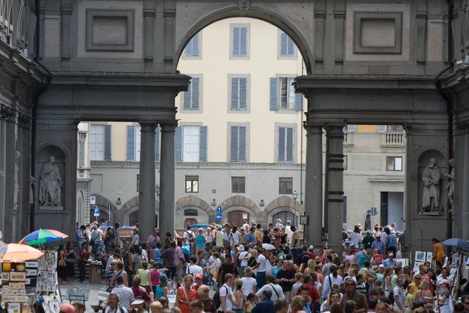 Destinos Alternativos Europa - Florença