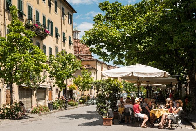 Destinos Alternativos Europa - Lucca