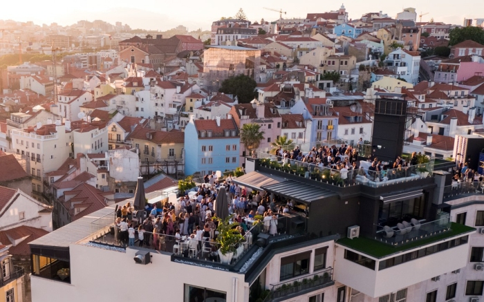Dicas Lisboa - Rooftop Bar Hotel Mundial