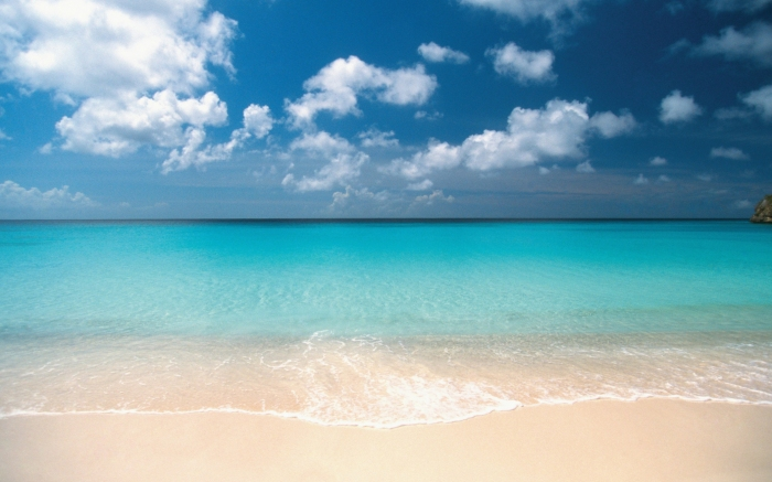 Voo Direto Brasil Caribe - Curaçao (Foto Stock Photo)