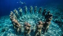 Museu Subaquático Indonésia