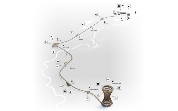 Passarela Espiral Dinamarca