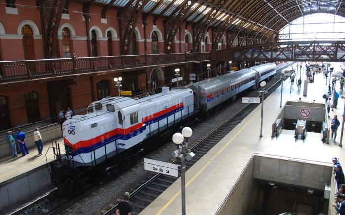 Passeio Trem Turístico Brasil - Expresso Turístico SP