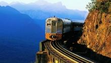 Passeio Trem Turístico Brasil - Trem Serra do Mar Paranaense