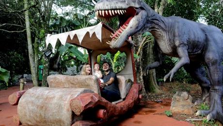 Vale dos Dinossauros Olimpia